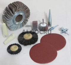 Foto 5 ferramentas - Algocrú - Fabricante de Materiais Abrasivos Para Polimento