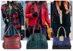 Inspire-se! bolsas femininas kabupy / bolsas de couro kabupy