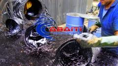 Limpeza e remoção de borras de óleo curitiba