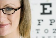 Exames de vista e oculos modernos